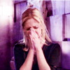 buffy crying