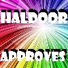 a geek in such the wrong way: haldoor approves