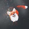 Улыбающаяся лиса