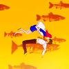 [Arakawa] Kou/Nino Fish