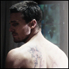 ARROW : oliver tatoo