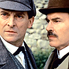 Holmes Watson deerstalker