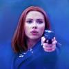 MCU: Natasha blue