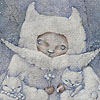 девочка Снежные-нежные