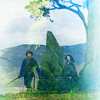 beccathegleek: Jamie/Claire - Far Off - Outlander