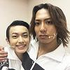 tenimyu / akazawa and kaneda