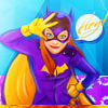 batgirl ‹ happy ‹ colorful