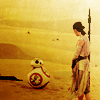 betgirl: Rey & BB8