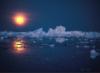 Солнце в Антарктиде