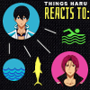 what haru reacts to