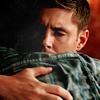 roxymissrose: dean hug