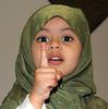 Правоверная арабка