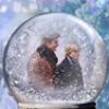 bola de neu de vidre