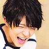 ryosgraphics: Kishi laughing