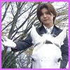 j_memoirs: Y_Horse with Hand