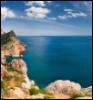 море, пейзаж, Крым