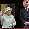 Jamie: HM EIIR & Duke of Cambridge