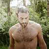 Angie: galavant: off with his shirt