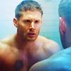 Late Night Drops of Random: Dean in the mirror