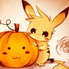 Goosey: (Pokemon) Pika pumpkin.