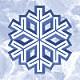 Snow-80blue