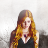 Shadowhunters - Clary grey bkgd
