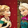 Anna and Elsa by aotearoagal