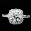 кольцо с бриллиантом, кольцо с бриллиантами, worldgold