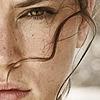 starwars: rey closeup