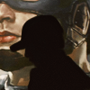 i'm on a website where people fuck fruit: Avengers Steve Cap silhouette