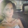 Свадебная я в машине