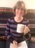 mug, tea, writer