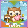 Lorelei: Owl love you forever