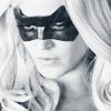 Nicole: Sara - Black Canary close up