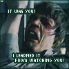Star Wars/Luke/Watching You
