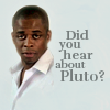 Psych -- Gus Heard 'bout Pluto?