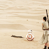 Martine: TFA/Rey+BB-8