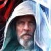Star Wars/Skellig!Luke
