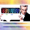 ~Joy~  but you may call me The Tigress: Doctor Who rainbow