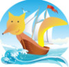 водоплавающая Лиса