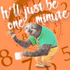 (Zootopia) Just one minute...