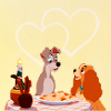 xdreaminghumble: disney » lady & the tramp.