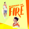 BTS > burning up