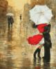вдвоем под дождем