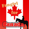Fangirl for Canada - Mountie