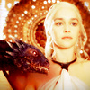 GoT - Daenerys & dragon