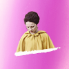 beccathegleek: Claire - Yellow/Pink SAD - Outlander