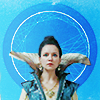 beccathegleek: Queen Anne - SERIOUS (blue circle) - The