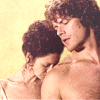 beccathegleek: Claire/Jamie - Just a Kiss - Outlander