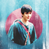 beccathegleek: Edmund - HAPPY (circle) - Narnia